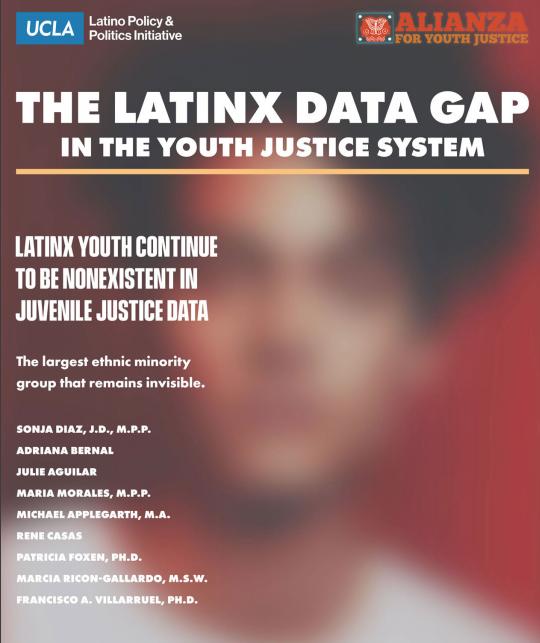 Latinx Data Gap Report